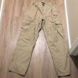 5.11 Tactical Pants Tan